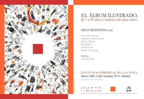 El álbum ilustrado