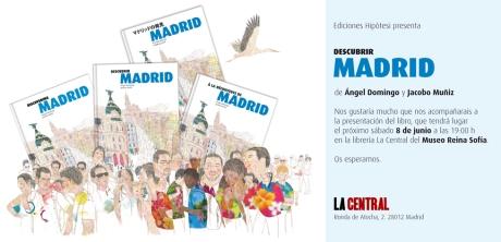 Os invitamos a descubrir Madrid
