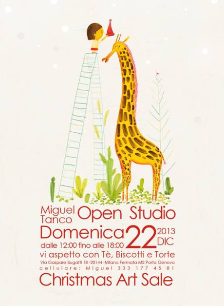 Open Studio de Miguel Tanco