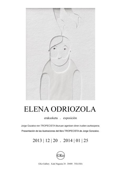Exposición de Elena Odriozola