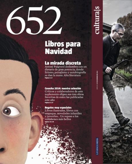 Culturas - La Vanguardia - Eirk Vogler