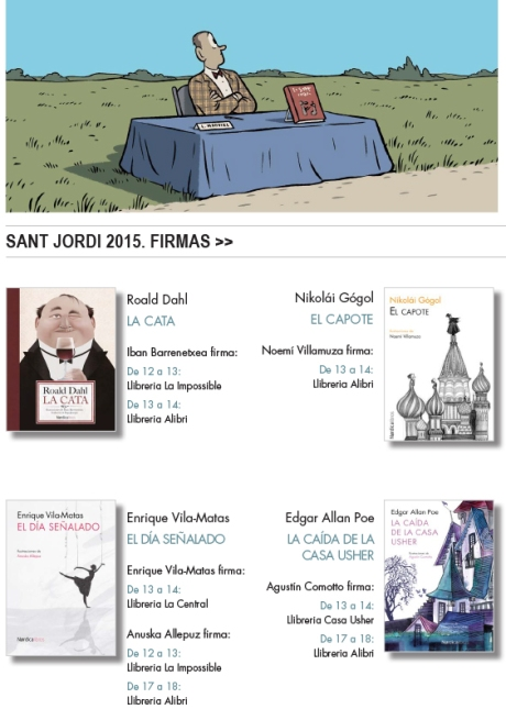 FIRMAS SANT JORDI 2015 B