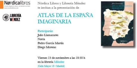 Presentación atlas Españab